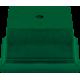 Постамент пластикатовый Зеленый квадратный