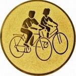 Вкладыш Велосипедисты A100