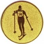 Вкладыш самоклеющейся Лыжи AM-96
