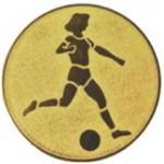 Вкладыш Футбол жен. A3