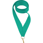 Лента для медали морская волна 22мм