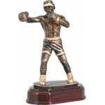 Литая фигура Бокс