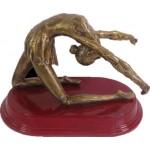 Литая фигура Гимнастика художественная