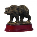 Литая фигура Медведь