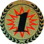 Голограмма самоклеющеася  1 место AGM81