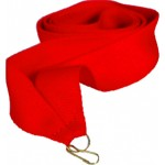 Лента для медали красная 11мм
