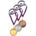 Комплект медалей 3443 (50)