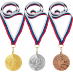 Комплект медалей MMC8040 (40)