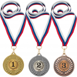 Комплект медалей MMS504 (50)