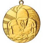 Медаль Плавание MMC1640 (40
