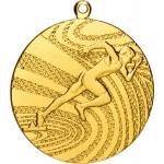 Медаль Бег MMC1740 (40)