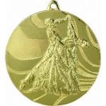 Медаль Танцы MMC2850 (50)