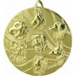 Медаль Собаки MMC3150 (50)