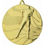 Медаль Лыжи MMC3350 (50)