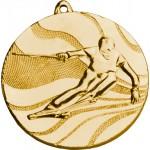 Медаль Горные лыжи MMC4950 (50)