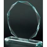 Стеклянная награда 8061